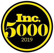 2019 Inc. 5000 Logo | Southern Striping