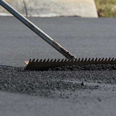 Asphalt repair for business parking lots and driveways - Southern Striping, LLC